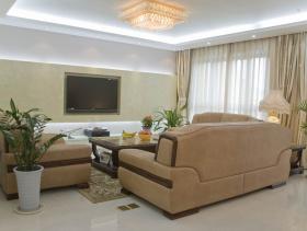2016简约四居室设计案例