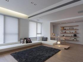 北欧简约两室一厅装修设计欣赏