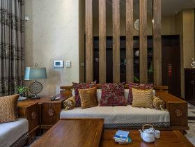典雅大气380平中式别墅设计