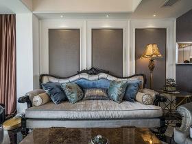 雅致浪漫欧式两居装修设计图集