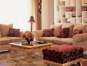 欧式冷暖调和别墅装修案例