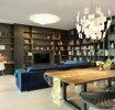 东南亚现代三室一厅装修设计欣赏