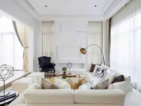 时尚现代风格三居室装修精品案例