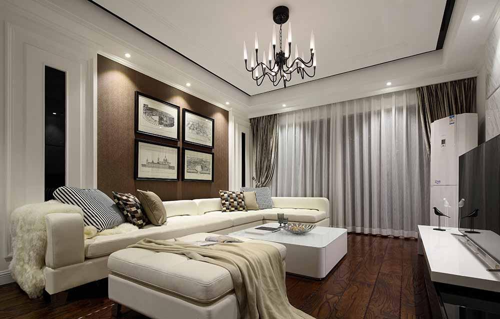 优雅品味新古典主义三居室