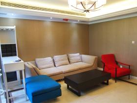 简约风格三居室装修案例