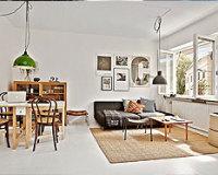 小客厅也要凹造型,10㎡瞬间扩容2倍大!