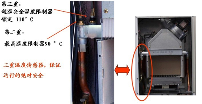 家用燃气壁挂炉安装流程与注意事项