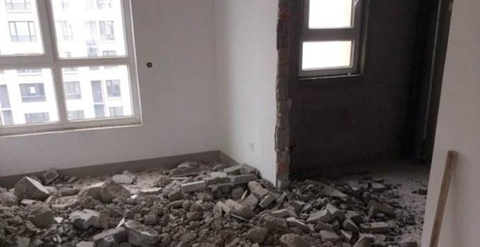 墙体拆改别乱搞——砸伤算谁的?