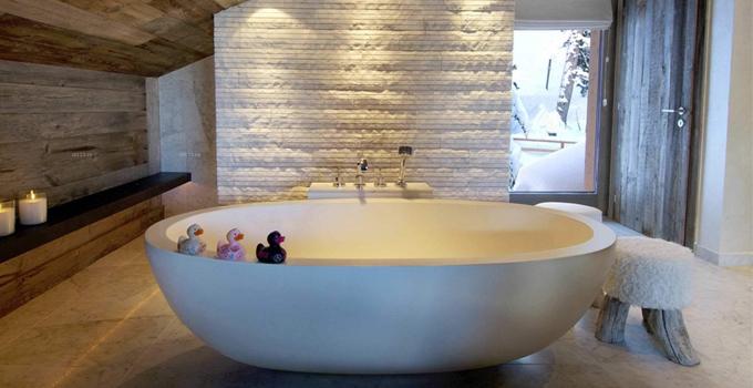 注意浴缸安装这几点,享受生活