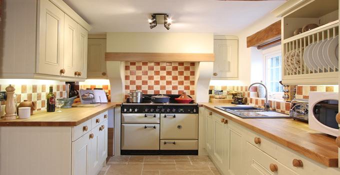 整体厨柜安装工序
