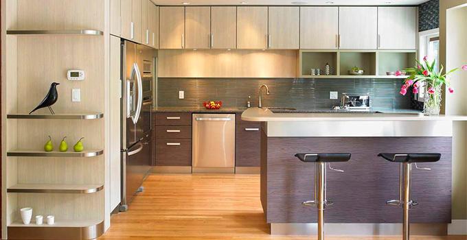 厨房太挤?是设计不合理