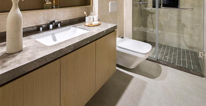 卫生间瓷砖应该怎么挑
