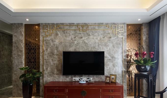 电视背景墙设计的这几个要点你知道吗?