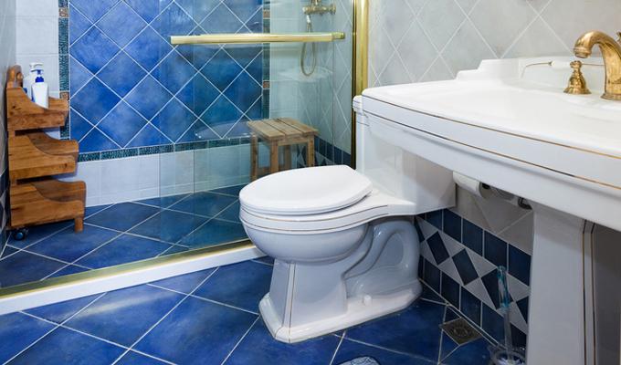 圖解衛生間裝擋水條的四種方案