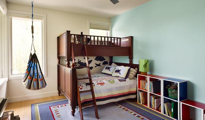 按这5个原则选,不怕宝贝对儿童床不满意
