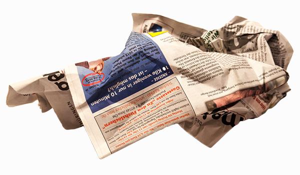 旧报纸不要扔,留着可以做这些…
