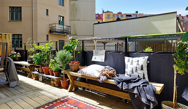 阳台改造计划——还在拿阳台晒衣服?