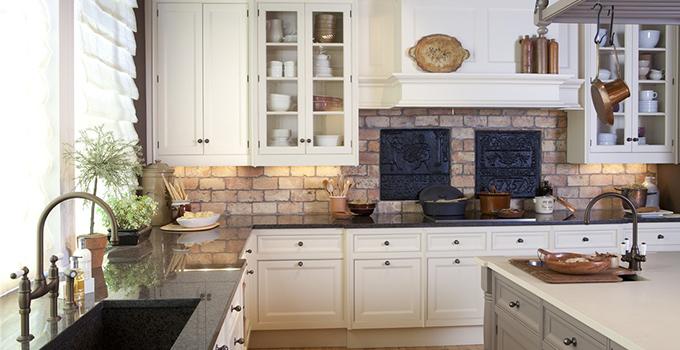 看下别人家的厨房,你家厨房设计太保守啦!