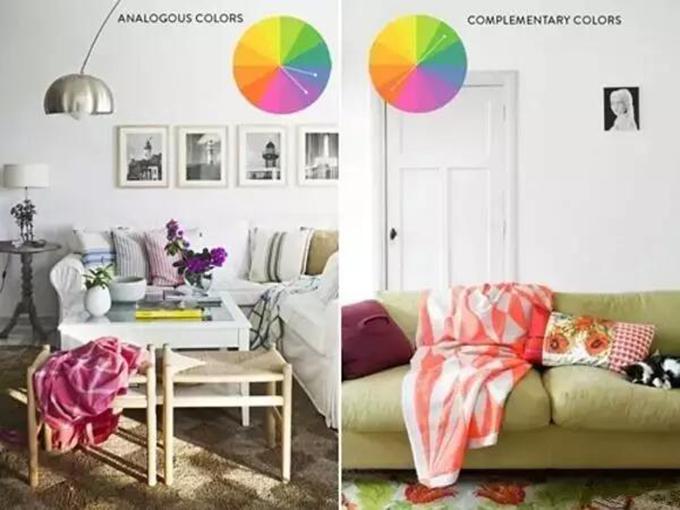 别乱搭!家装的色彩搭配跟艺术涂鸦可不一样