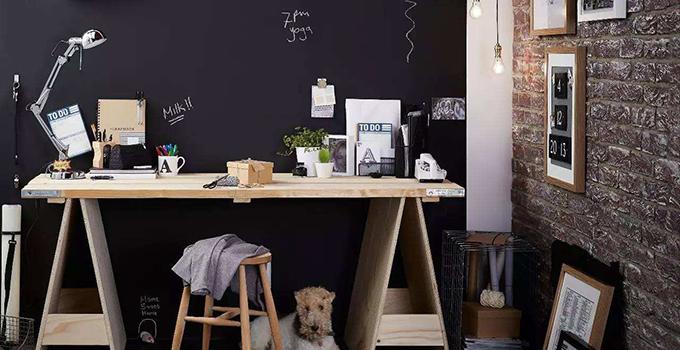 黑板墙,除了留言还能做哪些?