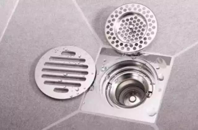 别不把地漏当回事,卫生间异味就是它搞的鬼!