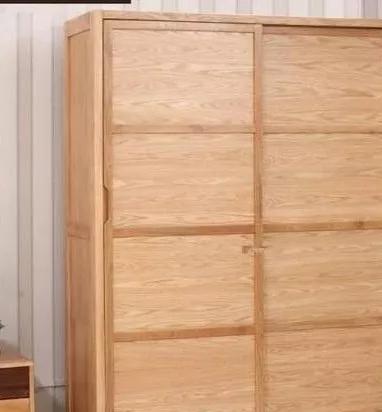 实木衣柜傻傻分不清楚,上当吃亏别叫妈!