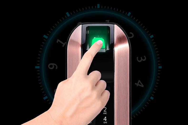 第十次被关门外,你少一把不用钥匙就能开门的智能锁