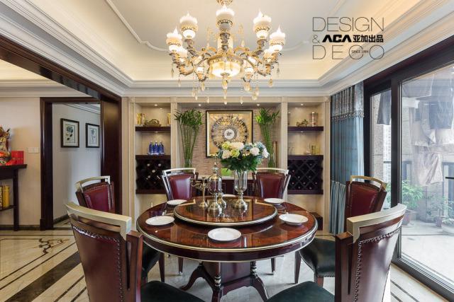 香槟色的品质欧式设计,离不开的奢华体验