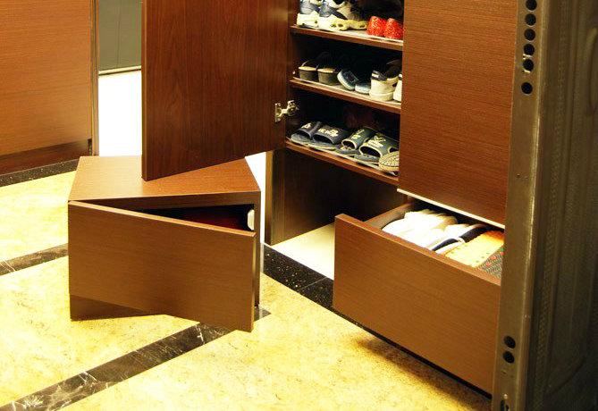 鞋柜选购,十个你不得不知的注意点!