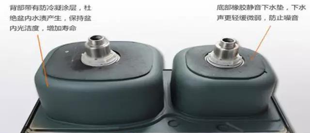 如何选购优质不锈钢水槽,要点都在这里!