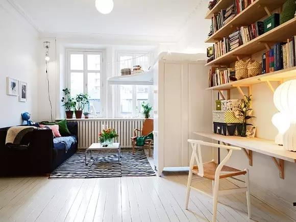 小户型装修如何才能更好的利用空间?这篇文章一定要看!